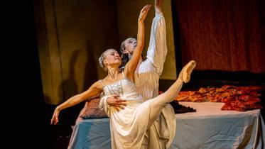 Na slovíčko - Veronika Szabová, sólistka baletného súboru
