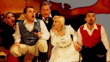 90. roky priniesli najprogresívnejšie operné divadlo