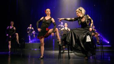 Na slovíčko - Beata Gaálová, sólistka baletného súboru