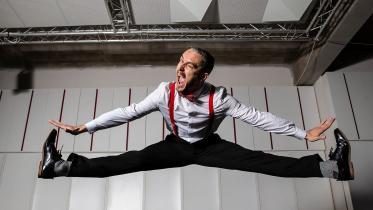 Na slovíčko - Andrej Andrejkovič, sólista baletného súboru