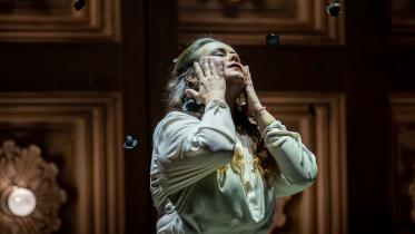 Na slovíčko - Michaela Šebestová, sólistka operného súboru