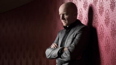 Dirigent Martin Leginus v opere Tosca