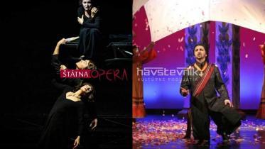 Online vysielanie predstavení Štátnej opery v novembri