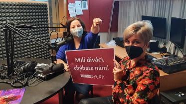 Podcast Opera Viva! #6: Dana Kocianová