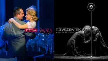 Program predstavení Štátnej opery v novembri 2020