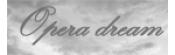 Opera dream logo