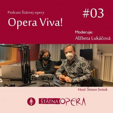 Opera Viva 3 - Šimon Svitok
