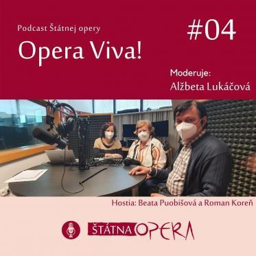 Opera Viva 4 - Beata Puobišová, Roman Koreň